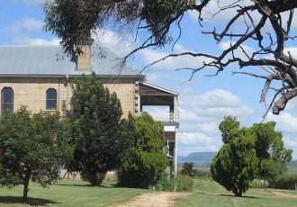 Glengallan Homestead and Heritage Center, Queensland, Australia