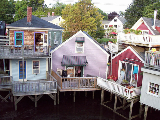 Kennebunkport on a budget