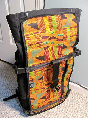 Review of Ethnotek Backpack