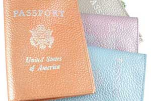 pretty passport covers
