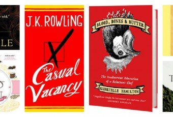 Airplane Reads: The Casual Vacancy by JK Rowling