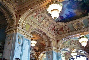 Budapest and the Most Beautiful Café in the World