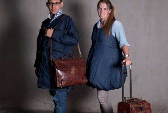 Wearable Luggage and Other Things I Love this Week