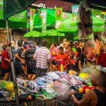 new year thailand Songkran.