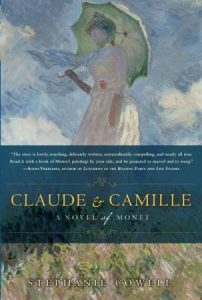 book cover Claude and Camille