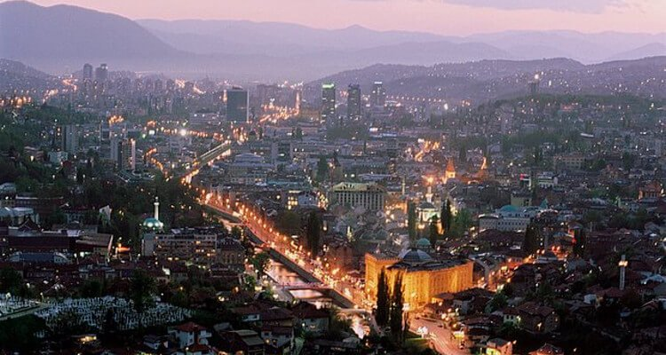 When Travelling Solo In Sarajevo Bosnia Travel Belles