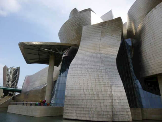 The-Guggenheim-Bilbao