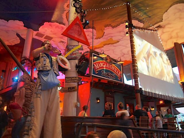 Fins Up And Feeding Frenzy At Margaritaville In Myrtle Beach