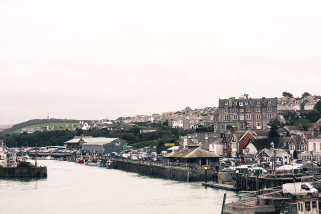 cornwall england Padstow