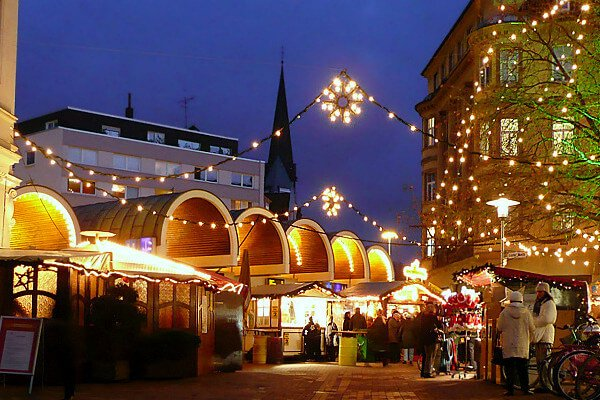 germany christmas markets hannover - Christmas Market Germany