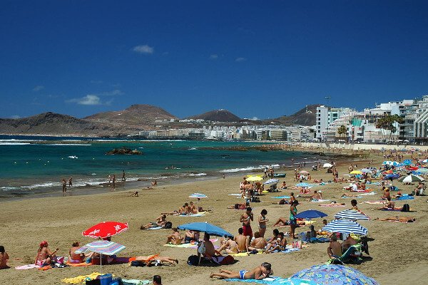 best-beaches-in-spain-gran-canaria