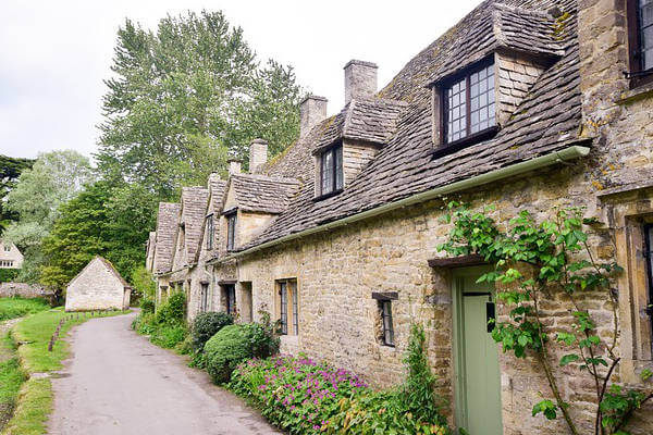 best-uk-natural-retreats-village