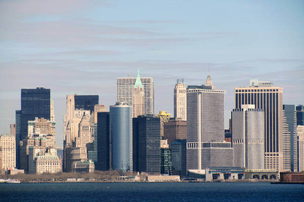 new-york-financial-district