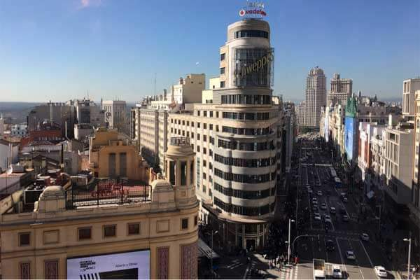 Gran-Via What To Do In Madrid For 3 Days