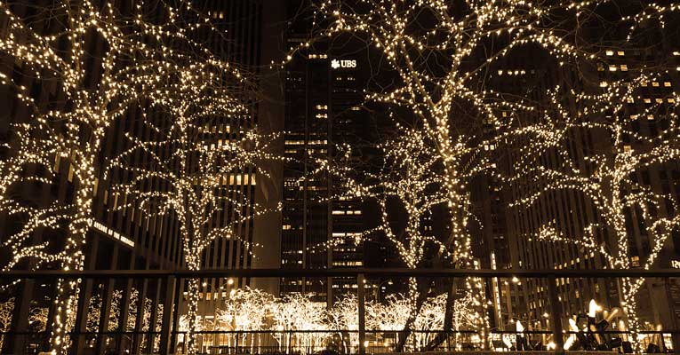America's Best Places for Christmas