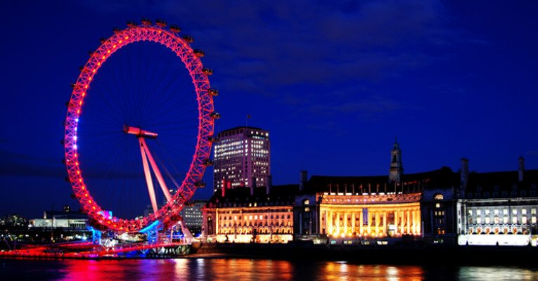 Romantic things to do in london at night