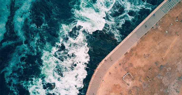 How to Take the Best Travel Photos with Drones