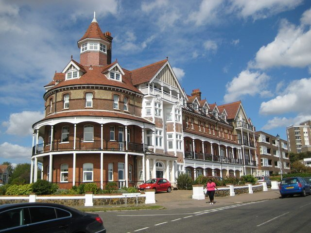 Frinton-on-Sea Grand Hotel