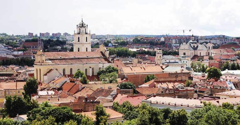 Things to Do in Vilnius, Lithuania