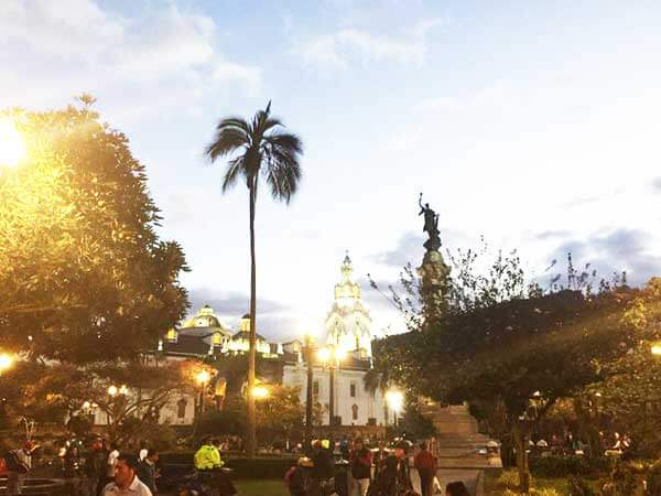Things to do in Ecuador - Quito-Night-time