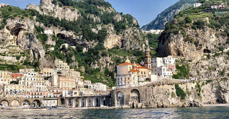 amalfi coast wineries