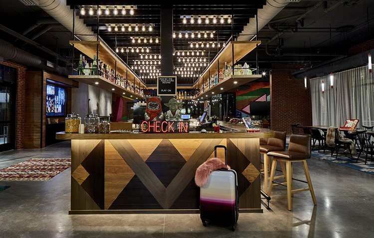 Moxy Chattanooga Downtown
